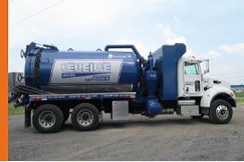 Camion gaz naturel